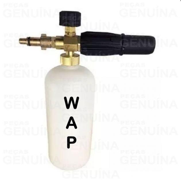 Aplicador de Detergente Profissional Wap Snow Foam - Bico de Espuma - 1 Litro - FW006426