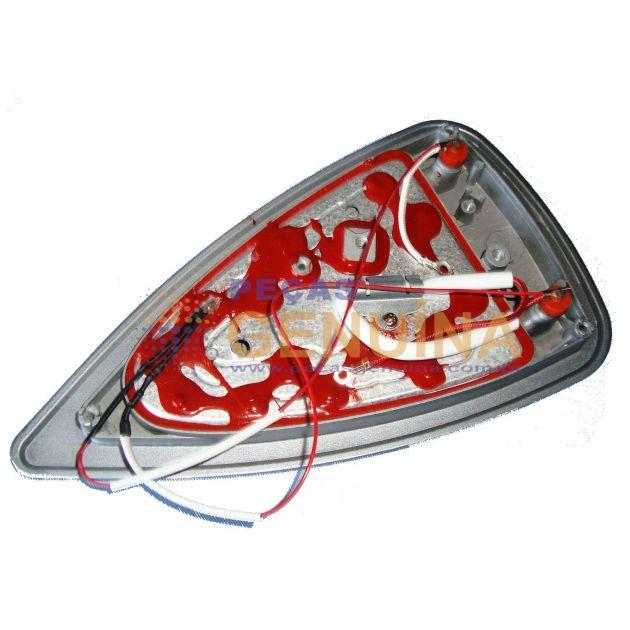 BASE COM RESISTÊNCIA 1500W ODI03 ELECTROLUX BASE DE TEFLON