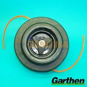 CARRETEL COMPLETO GARTHEN M3 8MM PARA ROÇADEIRA A GASOLINA - CG420 / CG430W / GAM-1200I - 7399.7