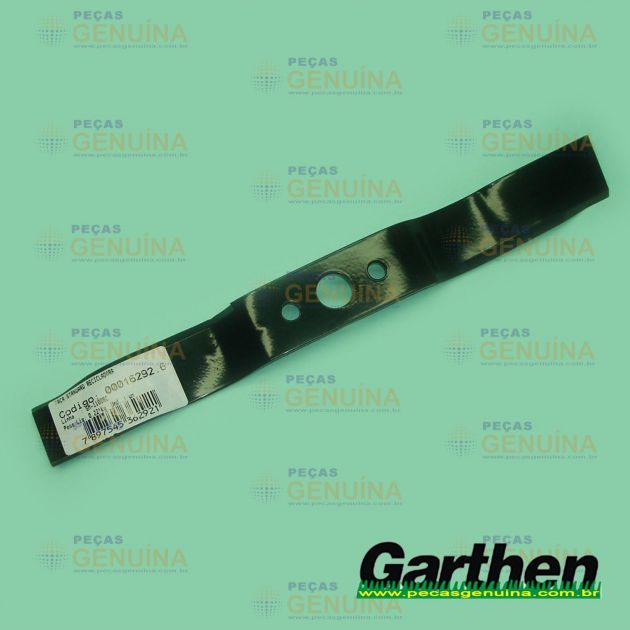 FACA STANDARD RECICLADORA GARTHEN - GM-1100RC - 16292.6