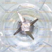 JARRA PLASTICA SEM TAMPA DO LIQUIDIFICADOR EASY LINE BBR12 / BBR40 / BBR50 - A04959601