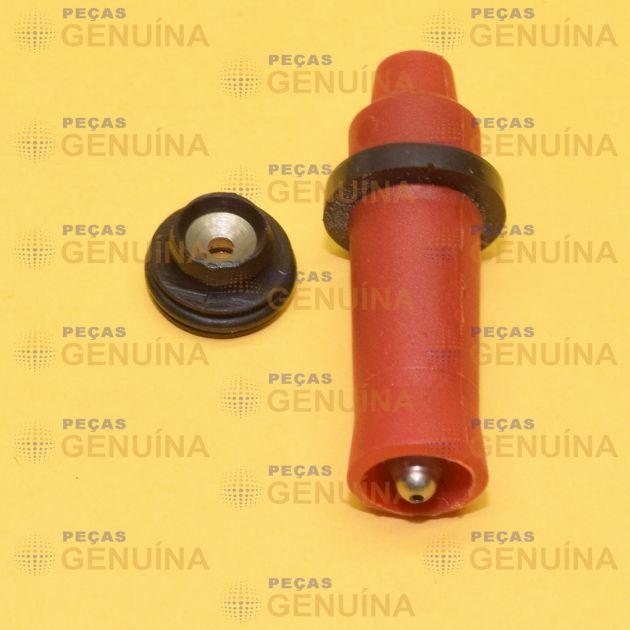 KIT REPARO PARA LANÇA TURBO AÇO INOX COM 330mm PARA WAP TERM INOX 600 / 900 - FW001229
