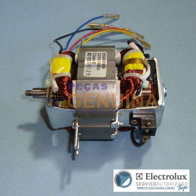 MOTOR PARA LIQUIDIFICADOR EASYLINE ELECTROLUX BBR12 350W 3 VEL - 65400937