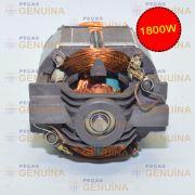 MOTOR TRAMONTINA ORIGINAL DE 1800W - PARA APARADORES DE GRAMA - AP1800