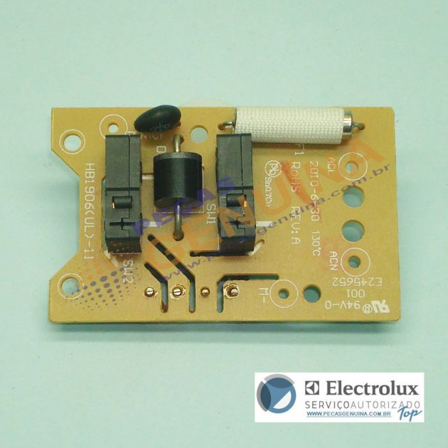 PLACA ELÉTRICA MIXER ELECTROLUX CUISINE - SMC10