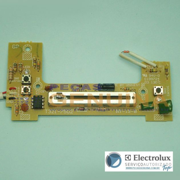 PLACA ELÉTRICA TIMER TORRADEIRA BOUN GIORNO ELECTROLUX- TS500 / TS503 / CBG10