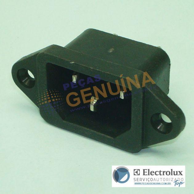 TOMADA CONECTOR DA PANELA DE ARROR ELECTROLUX - ECC10 / ECC20 - ECC10009