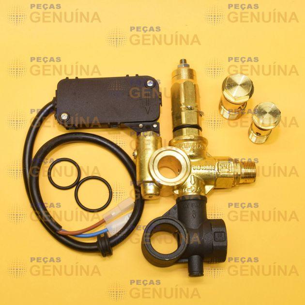 VALVULA BY PASS COMPLETA COM MICRO WAP L-2000/10 E L2000/14 - FW000009